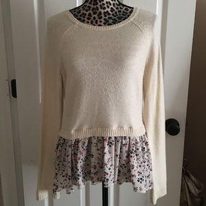 Lauren Conrad Sweater Women's Size Medium